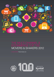 Movers and Shakers front cover