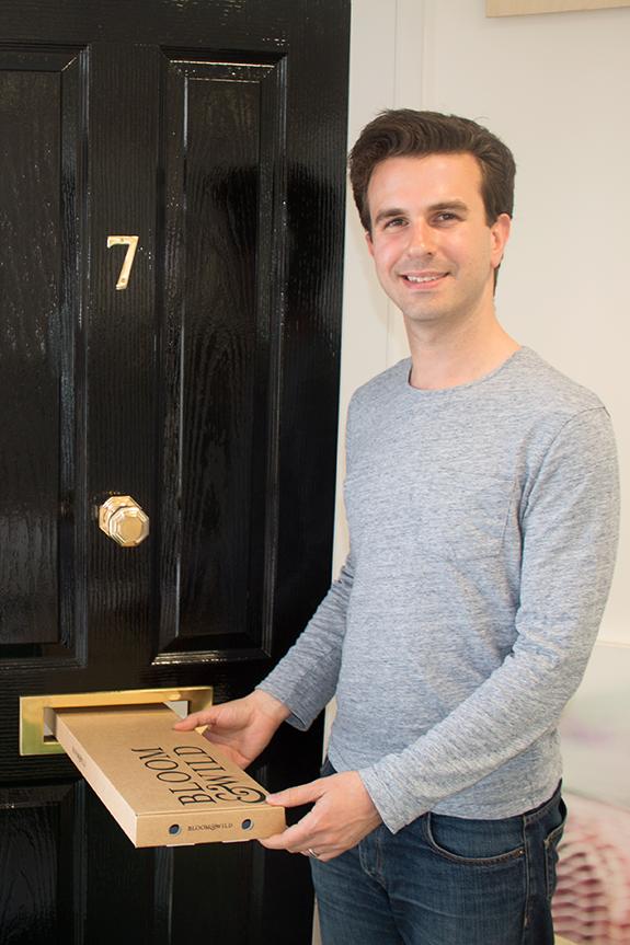Aron + Door + Letterbox