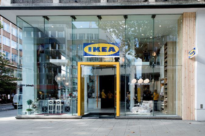 lessons for the high street ikea planning studio retail. Black Bedroom Furniture Sets. Home Design Ideas